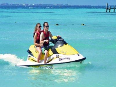 Cancun Best Fun Motos de Agua