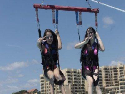 Cancun Best Fun Parasailing