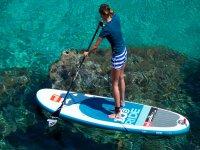 fun paddle board