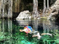 exploring the cenotes
