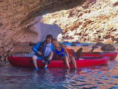 Renta de Kayak en Playa Miramar todo el día