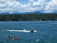 Teques Lake and water sports