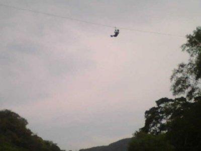 Aventura y Rafting Canopy