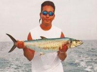 Pescando en Oaxaca