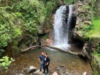 Capture the best moments traveling the Bosque de Mineral el chico