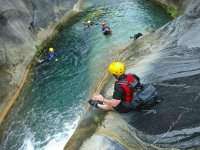 Canyoning in Mexico