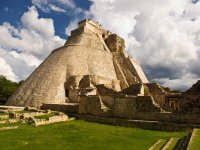 uxmal archaeological zone