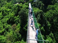 Puente Colgante en Mazamitla