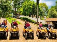 Excursión de cuatrimotos en Mazamitla