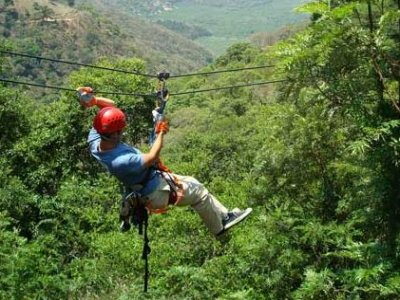 Aventura Vertical México Canopy