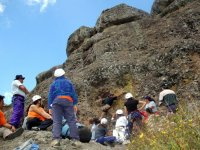Climbing instructions