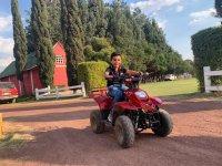 ATV for children in Texcoco
