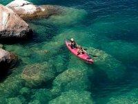 Kayaks de aventura