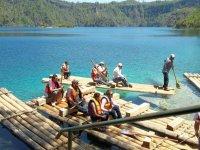 Las canoas en Miramar