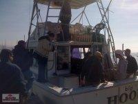 Barco con capitan