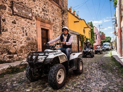 ATV route in San Miguel de Allende 1 hour