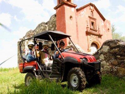 Route in Razer in San Miguel de Allende 1 hours