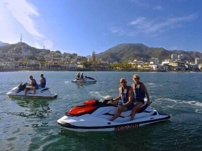 Renta de Jetski en Puerto Vallarta por 30 minutos