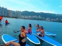 Tablas de paddle