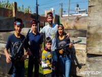 Laser Tag with family