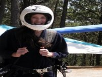 Ready for paragliding