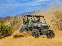 Recorrido en Razer en el desierto de Los Cabos