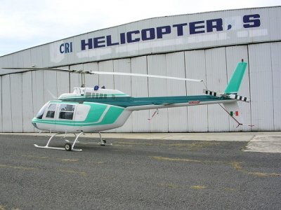 Cri Helicopters Mexico