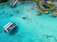 Visit the Caribbean Sea and Bacalar
