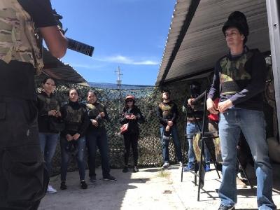 Paquete de Gotcha para fiesta en Huimilpan