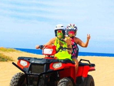 Tour en Cuatrimoto para extranjeros en Los Cabos