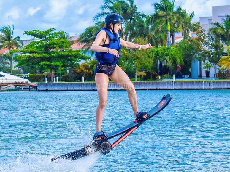 The ideal activity to have fun in Canún