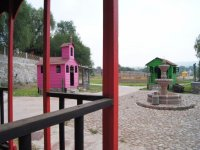 Mini Mexican town