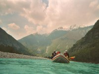 Canyone rafting