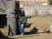 Strategy paintball