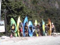Kayak Guiloche