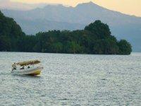Lake ride