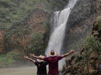 Tour a la cascada Salto del Nogal en Tapalpa 5 hrs