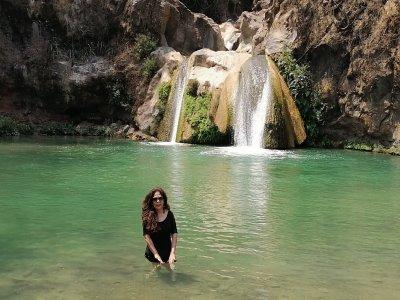 Tour a cascadas de Comala con traslado 5 horas