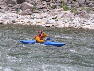 Kayak Colima