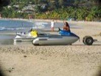 Ixtapa beach
