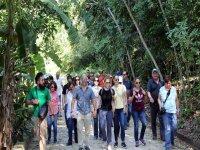 In Nayarit walking