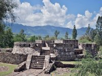 The pre-Hispanic areas