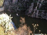 Descend at the dam