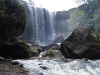 San Pedro waterfalls