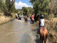 Paseo a caballo en Lagos de Moreno con comida