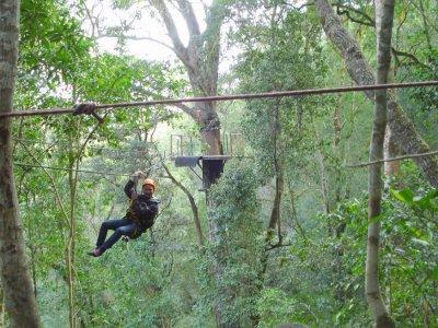 Senda Maya Canopy