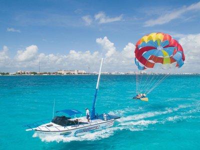 Cancun Vacation Experts Parasailing