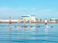 paddle surfing en Veracruz