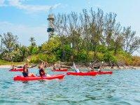 clases de kayak en veracruz