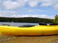 kayak en sonora